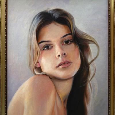 porträt Mädchen