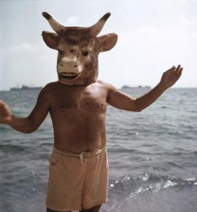 Pablo Picasso Maske Minotaurus