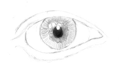 Auge noch schöner machen