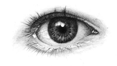 Bereit realistich Augezeichnung