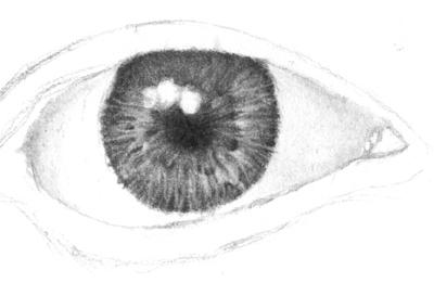 Sklera zeichnen
